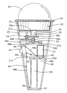 Freaky patents: For the lazy crazy