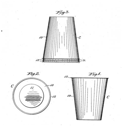 drinking-cup