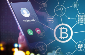 Blockchain technology to prevent fraudulent phone calls